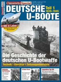Clauswitz Spezial 10: Deutsche U-Boote