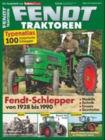 Typenkatalog Fendt-Traktoren
